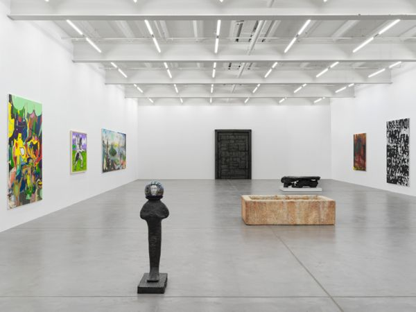 Group exhibition (Group Exhibition), Galerie Eva Presenhuber | Maag Areal (2 of 5)