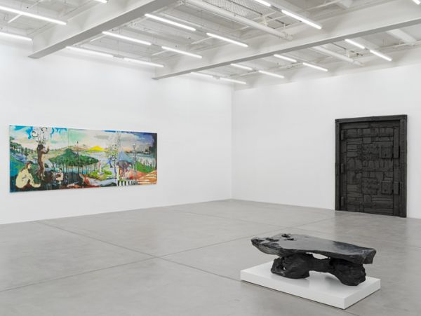 Group exhibition (Group Exhibition), Galerie Eva Presenhuber | Maag Areal (3 of 5)
