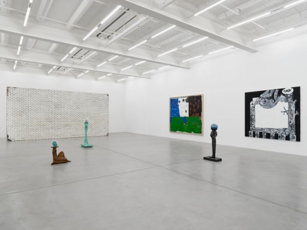 Group exhibition (Group Exhibition), Galerie Eva Presenhuber | Maag Areal (5 of 5)