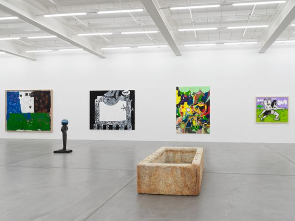 Group exhibition (Group Exhibition), Galerie Eva Presenhuber | Maag Areal (4 of 5)