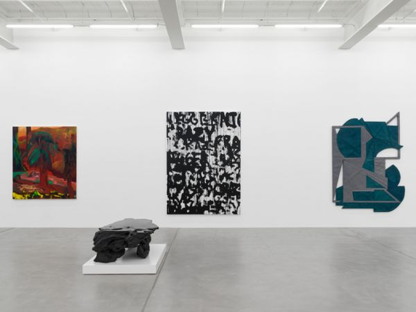 Group exhibition (Group Exhibition), Galerie Eva Presenhuber | Maag Areal