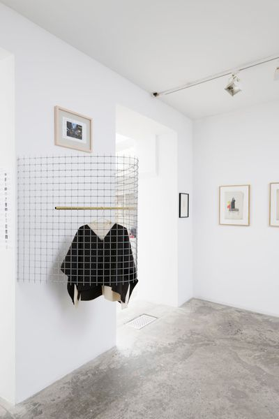 Modes & Travaux : A collection of artists' sweaters proposed by The Drawer (Group Exhibition), Galerie Georges-Philippe & Nathalie Vallois (4 of 5)