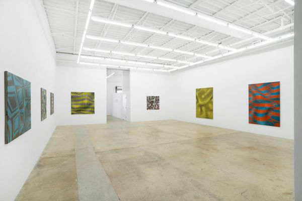 New Paintings by Peter Schuyff, Bill Brady Gallery | Miami (6 of 6)