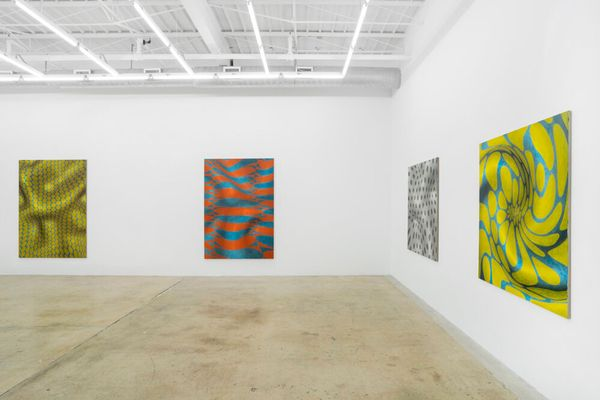 New Paintings by Peter Schuyff, Bill Brady Gallery | Miami (5 of 6)