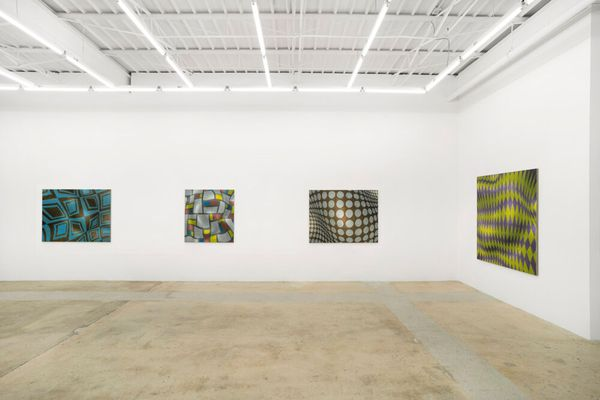 New Paintings by Peter Schuyff, Bill Brady Gallery | Miami (3 of 6)