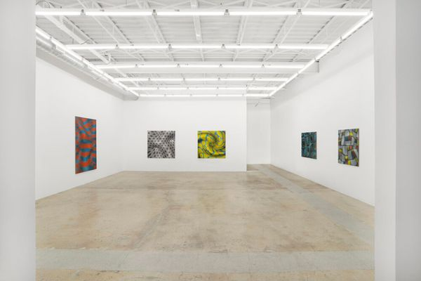 New Paintings by Peter Schuyff, Bill Brady Gallery | Miami (2 of 6)