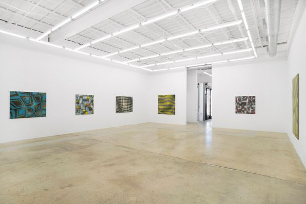 New Paintings by Peter Schuyff, Bill Brady Gallery | Miami (4 of 6)