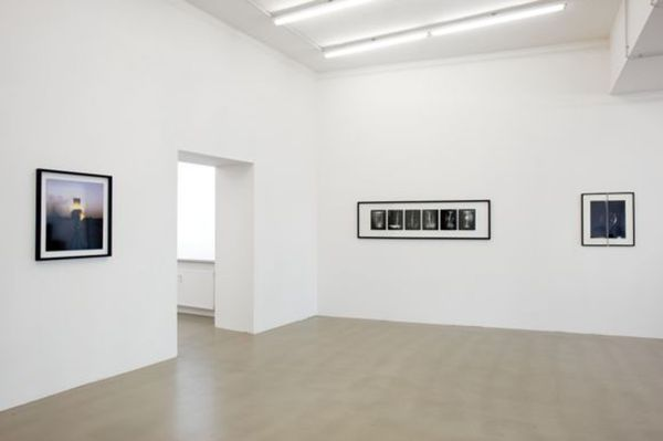 No Flash Photography by Steven Pippin, Galerie Rupert Pfab