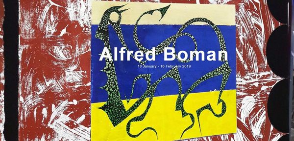 Alfred Boman 'Man Gave Names to All the Animals'