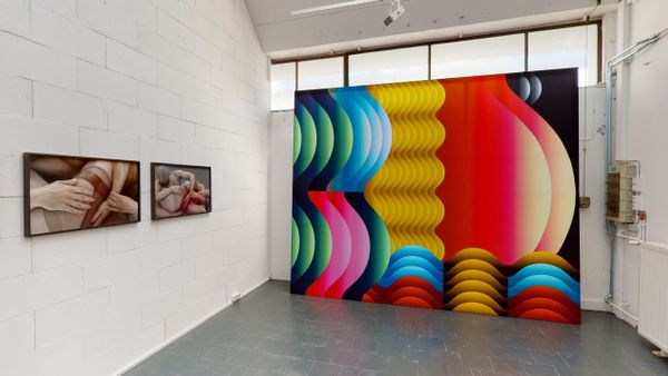 Summer Breeze (Group Exhibition), Galerie Barbara Thumm (7 of 7)