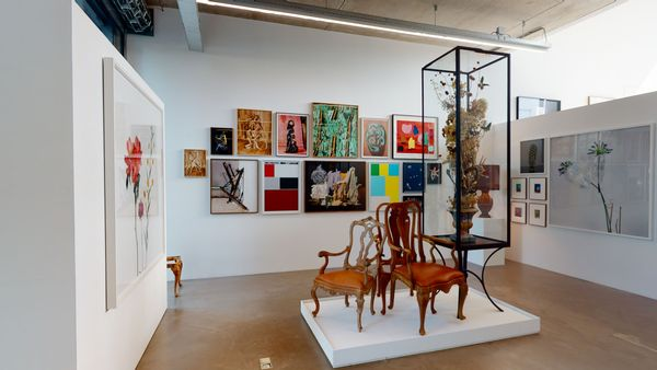 The Salon Show (Group Exhibition), The Ravestijn Gallery