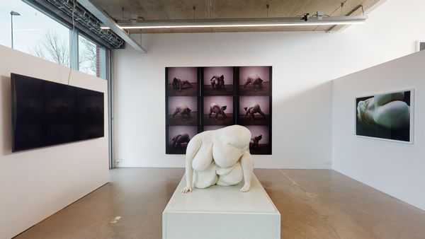 Nude - Arising From The Ground by Mariken Wessels , The Ravestijn Gallery (2 of 8)