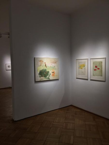 Portrait und Landschaft (Group Exhibition), Galerie Ernst Hilger (4 of 5)