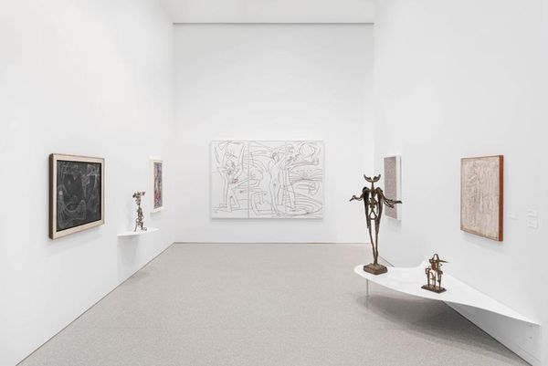 Globalism Pops BACK Into View: The Rise of Abstract Expressionism (Group Exhibition), Michael Rosenfeld Gallery (5 of 8)