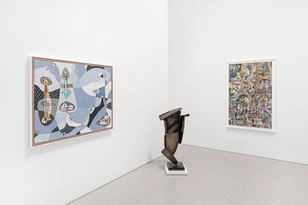 Globalism Pops BACK Into View: The Rise of Abstract Expressionism (Group Exhibition), Michael Rosenfeld Gallery (2 of 8)