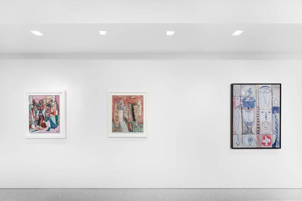 Globalism Pops BACK Into View: The Rise of Abstract Expressionism (Group Exhibition), Michael Rosenfeld Gallery (8 of 8)