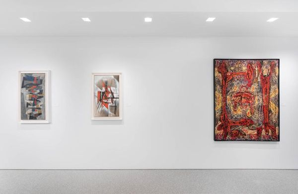Globalism Pops BACK Into View: The Rise of Abstract Expressionism (Group Exhibition), Michael Rosenfeld Gallery (7 of 8)