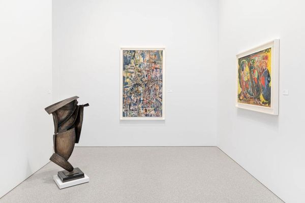 Globalism Pops BACK Into View: The Rise of Abstract Expressionism (Group Exhibition), Michael Rosenfeld Gallery