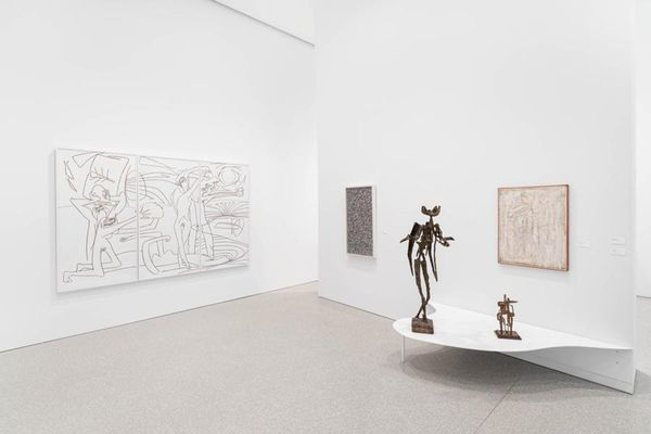 Globalism Pops BACK Into View: The Rise of Abstract Expressionism (Group Exhibition), Michael Rosenfeld Gallery (4 of 8)