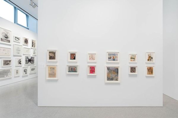 Paper Power (Group Exhibition), Michael Rosenfeld Gallery (8 of 10)