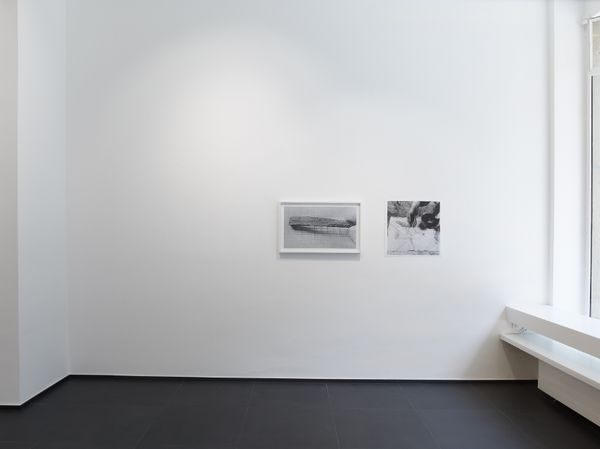 Solo exhibition by Peter Piller, Galerie Gisela Capitain (2 of 3)