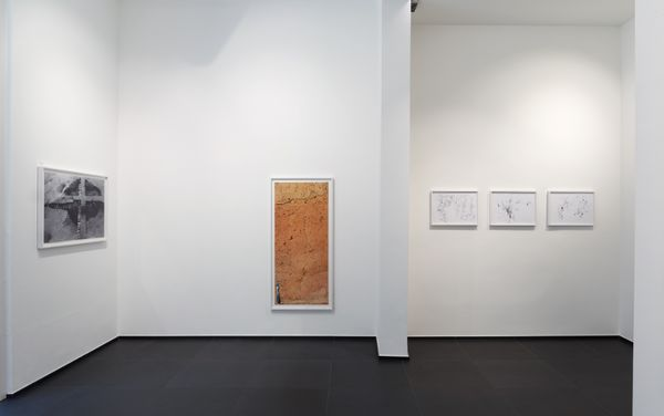 Solo exhibition by Peter Piller, Galerie Gisela Capitain