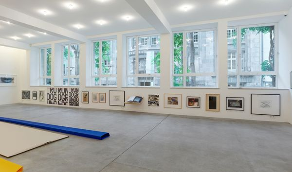 room enough for former teasers (Group Exhibition), Galerie Gisela Capitain