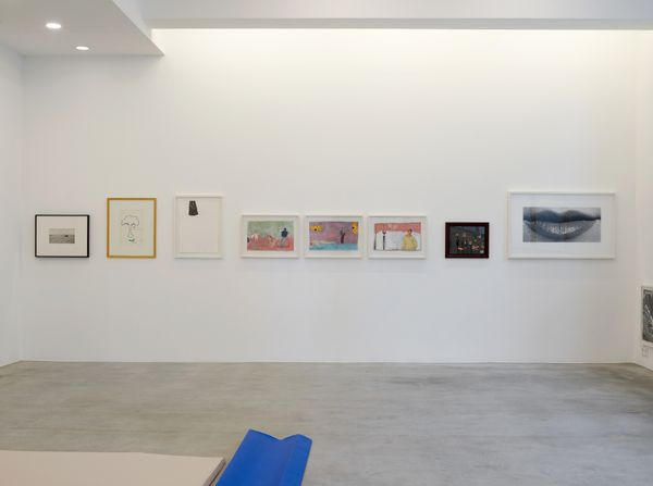 room enough for former teasers (Group Exhibition), Galerie Gisela Capitain (2 of 3)