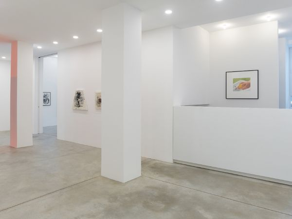Art Cologne (Group Exhibition), Galerie Gisela Capitain