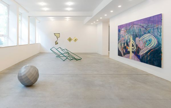 Art Cologne (Group Exhibition), Galerie Gisela Capitain (6 of 7)