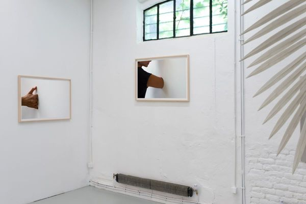 News from Home (Group Exhibition), Galerie Dvir (4 of 5)