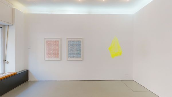 Bright to Cloudy by Ute Essig, Semjon Contemporary (2 of 4)