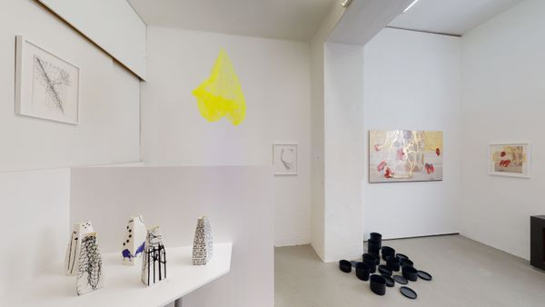 Bright to Cloudy by Ute Essig, Semjon Contemporary (4 of 4)