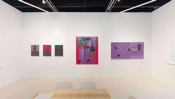 Exhibition for The Armory Show