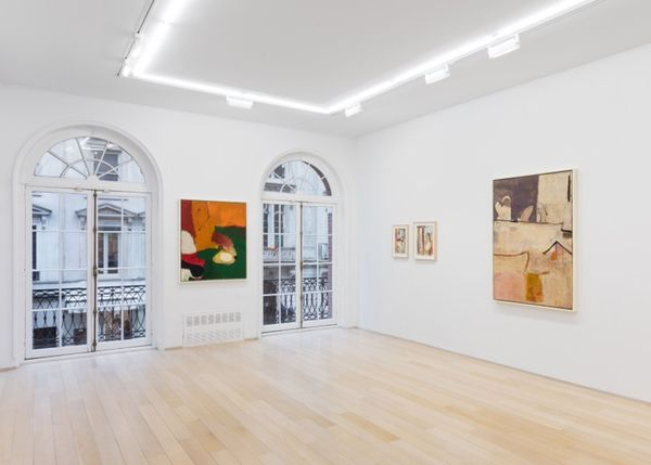 Paintings and Works on Paper 1946-1952