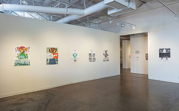 Exquisite Corpse (Group Exhibition), conduit gallery