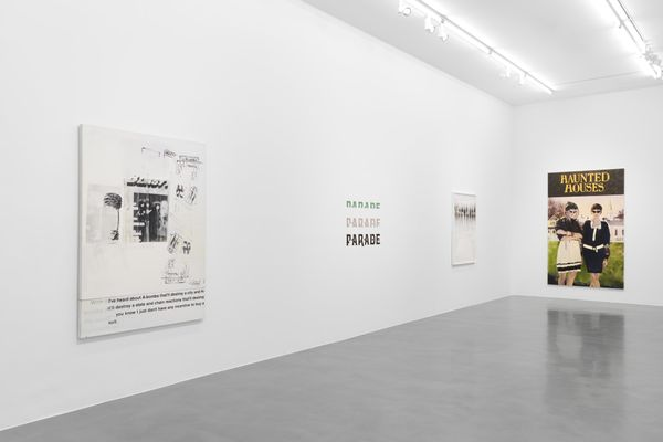 Words (Group Exhibition), Simon Lee | London (4 of 4)