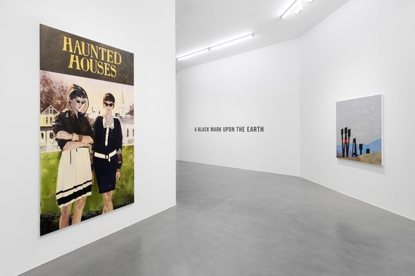 Words (Group Exhibition), Simon Lee | London (3 of 4)