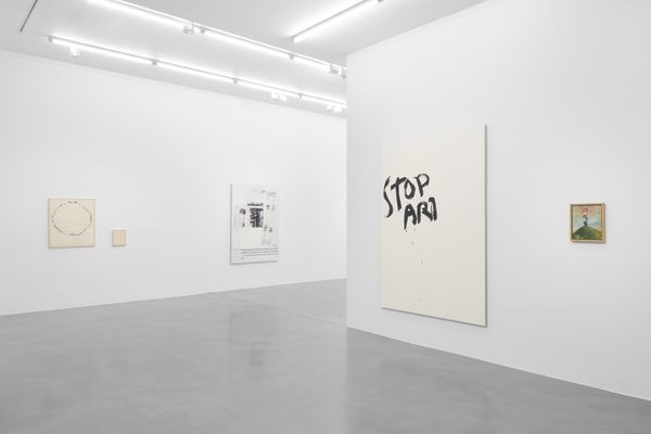 Words (Group Exhibition), Simon Lee | London (2 of 4)
