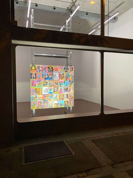 Storefront show