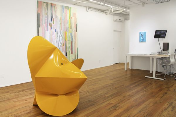Visual Pleasures (Group Exhibition), Galerie Richard | New York (5 of 5)