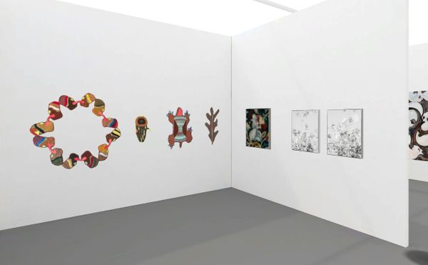 Booth A13 : Andrew Rafacz (Group Exhibition), Andrew Rafacz (4 of 5)