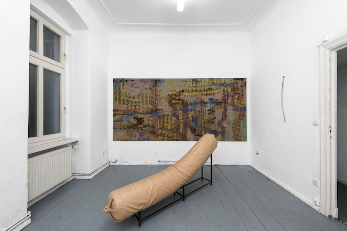 Back Rooms: Group exhibition