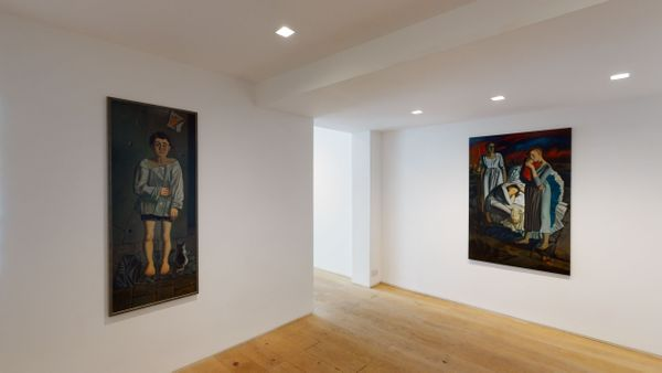 The Echo of Time by Afifa Aleiby, Kristin Hjellegjerde London | Wandsworth (3 of 5)