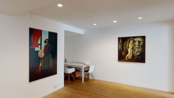 The Echo of Time by Afifa Aleiby, Kristin Hjellegjerde London | Wandsworth (4 of 5)