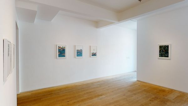 A Place That Cannot Be by Maha Ahmed, Kristin Hjellegjerde London | Wandsworth (2 of 8)