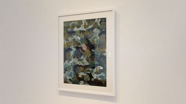 A Place That Cannot Be by Maha Ahmed, Kristin Hjellegjerde London | Wandsworth (8 of 8)