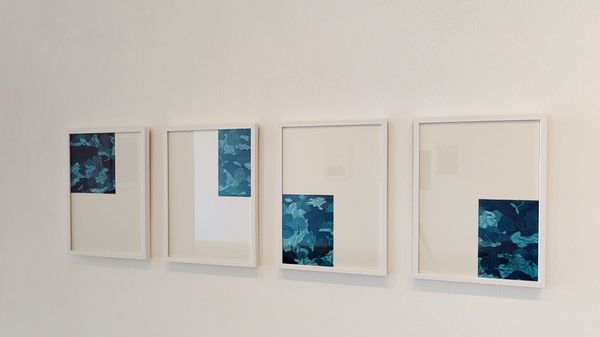 A Place That Cannot Be by Maha Ahmed, Kristin Hjellegjerde London | Wandsworth (7 of 8)