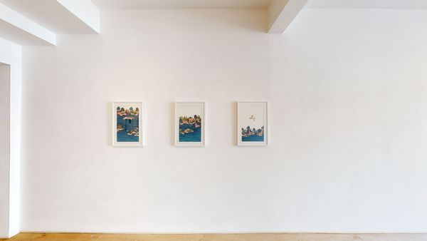 A Place That Cannot Be by Maha Ahmed, Kristin Hjellegjerde London | Wandsworth (5 of 8)