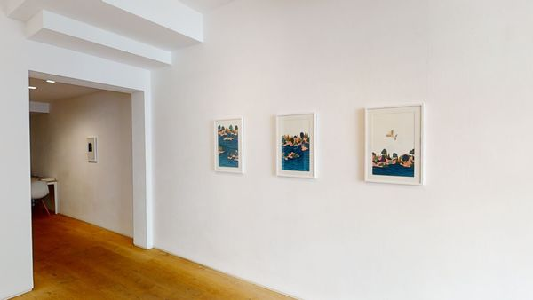 A Place That Cannot Be by Maha Ahmed, Kristin Hjellegjerde London | Wandsworth